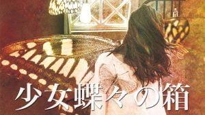 小説「少女蝶々の箱」表紙
