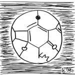 2016年4月21日一文物語顕微鏡で見た細胞の挿絵
