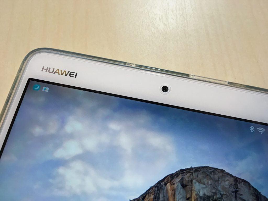 HUAWEI MediaPad M3 本体画像