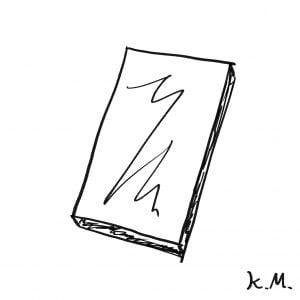 一文物語365 挿絵 ガラス板