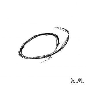 一文物語365 挿絵 螺旋