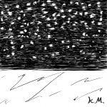 一文物語365 挿絵 夜の氷