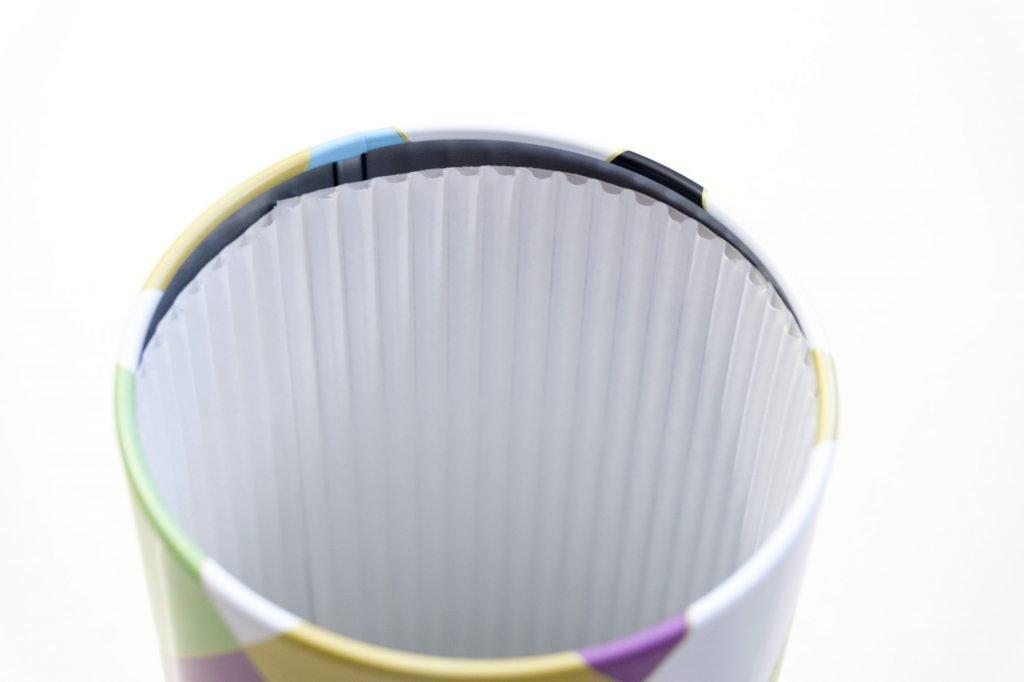 ヨックモック シガール抹茶 空の筒