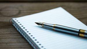 小説の文章が書けない理由は、こんな自分が書いてはいけないと思っていたからだった!