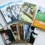 氷菓の小説とBlu-ray BOX