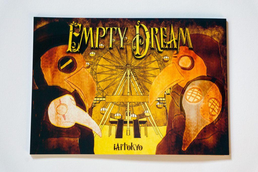 EMPTY DREAM/iaitokyo