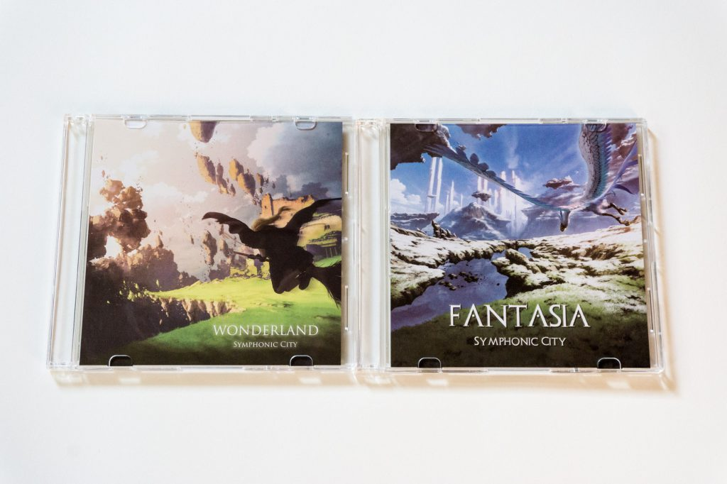 WONDERLAND・FANTASIA/Symphonic City