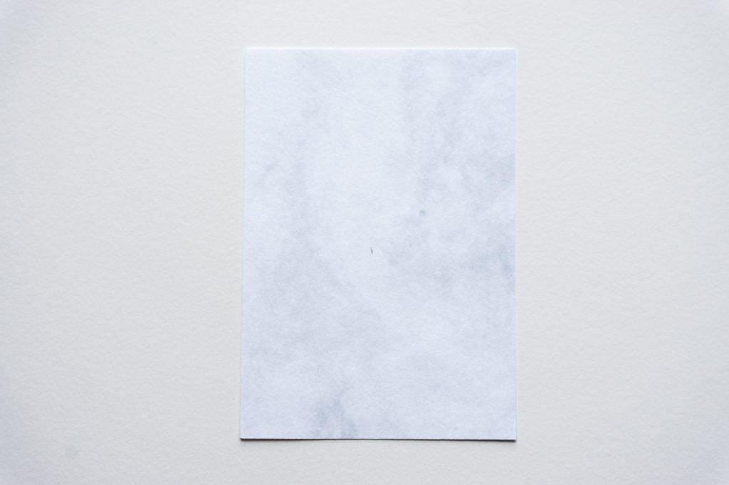 糸かがり手製本はん・ぶんこの見返し用の紙