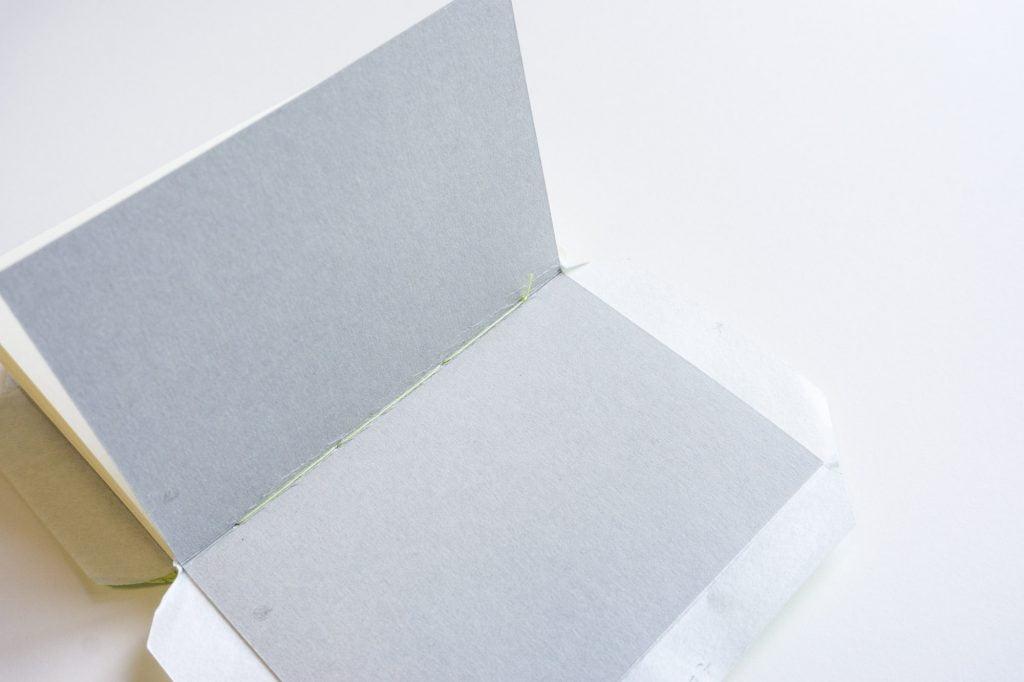 一文物語365 飛 はん・ぶんこ糸かがり 表紙の厚紙