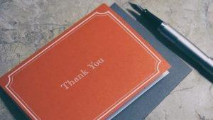 ありがとう日記をつけ続けていたら、自己肯定感が上がり、小さな気づきをたくさん得ることができた