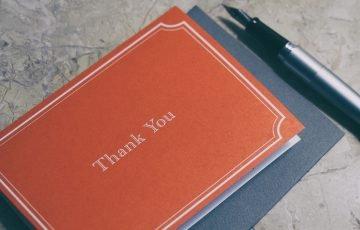 Thank You Diary