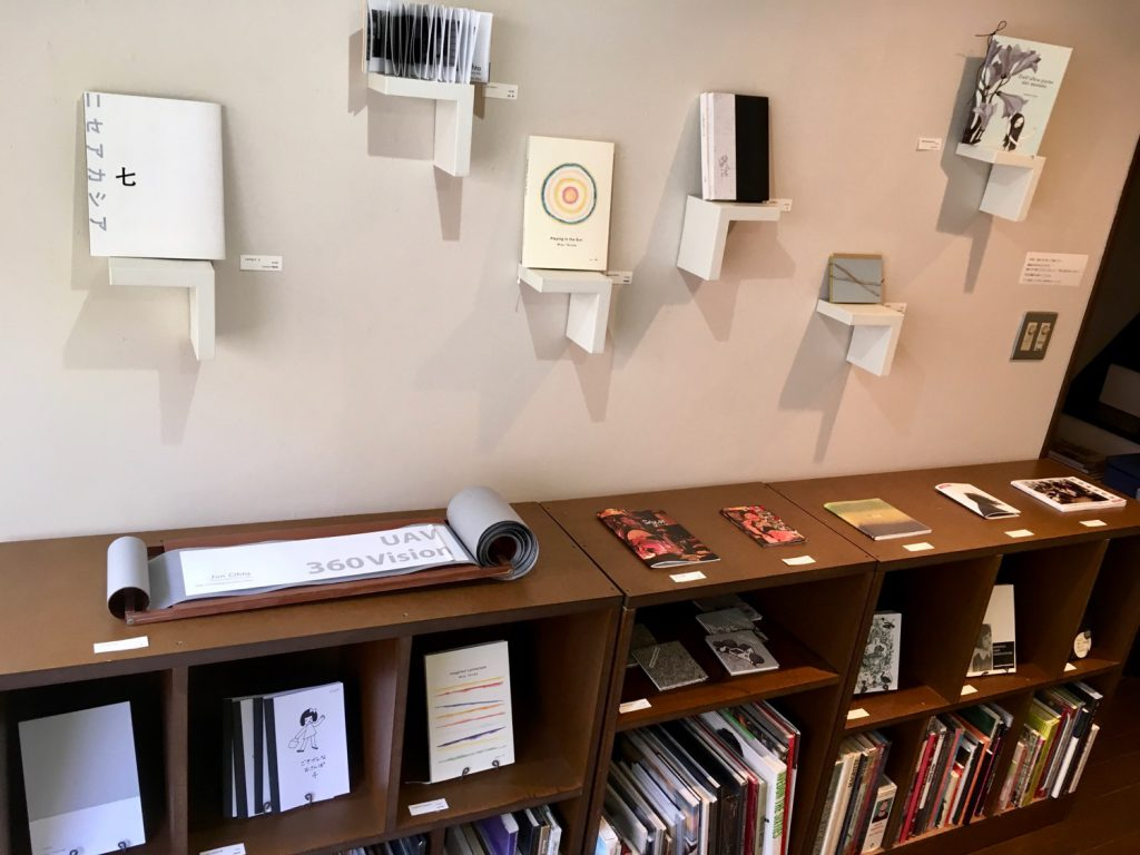 MOTOYA Cafe Book+ギャラリー