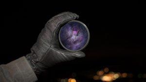 手の中にある宇宙
