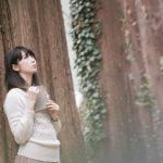 森に迷う文学少女