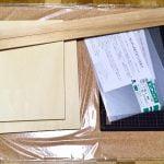 手製本制作のための裁断道具の材料