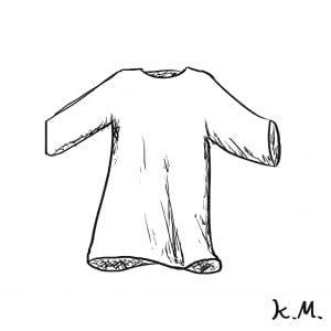 一文物語365 挿絵 シャツ