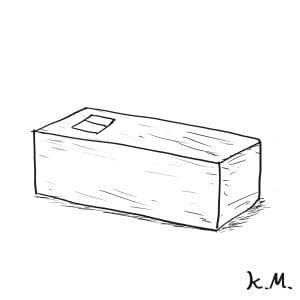 一文物語365 挿絵 棺