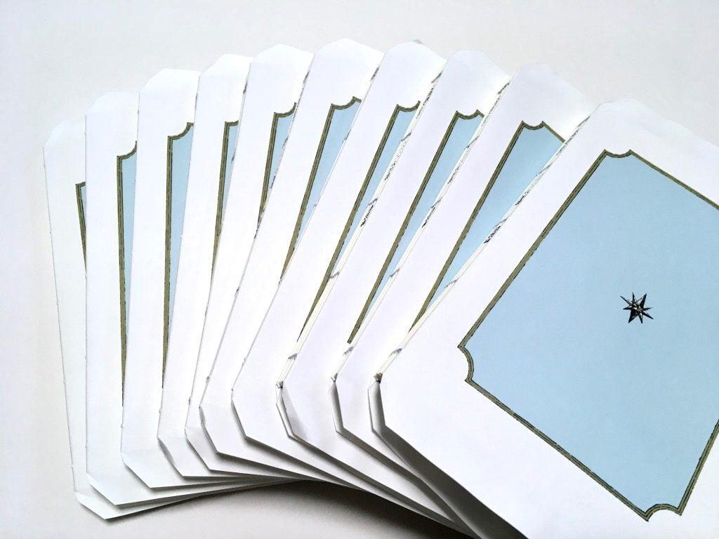 手製本一文物語365 2016年集 糸かがり10冊