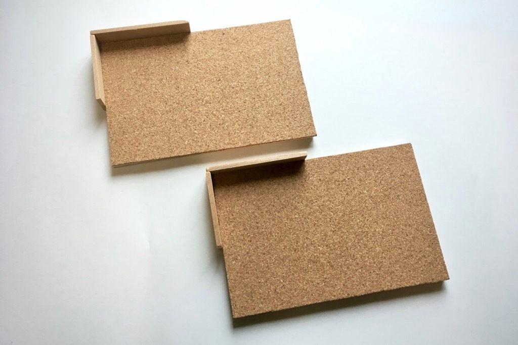 糸かがり手製本の穴あけ道具