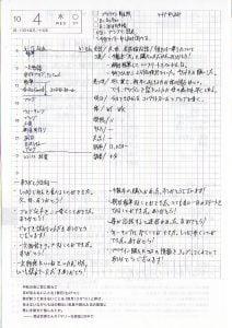ほぼ日手帳日次レビュー