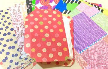 糸かがり手製本ノート作り