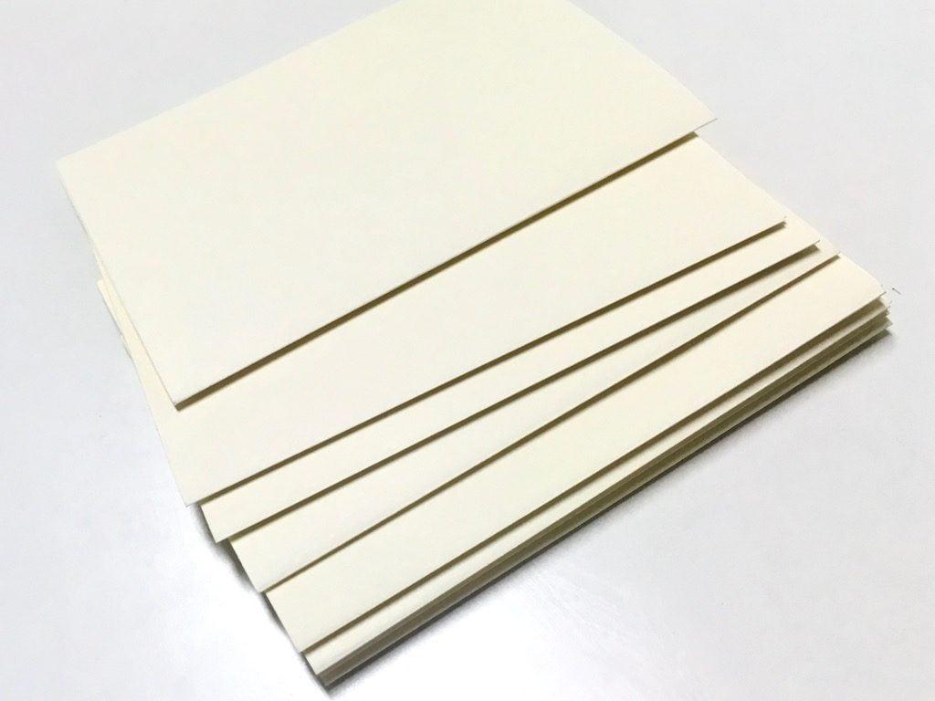 糸かがり手製本ワークショップ本文冊子