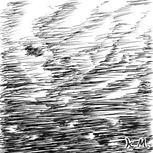 一文物語365の挿絵:水面