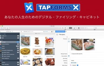 TAP FORMS