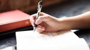 読書感想は、自分の気持ちの変化、経過を4段階で書いていく!