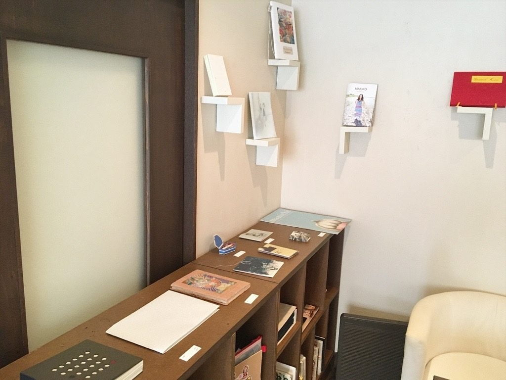 Book Lovers 2019 MOTOYA Book・Cafe・Gallery店内