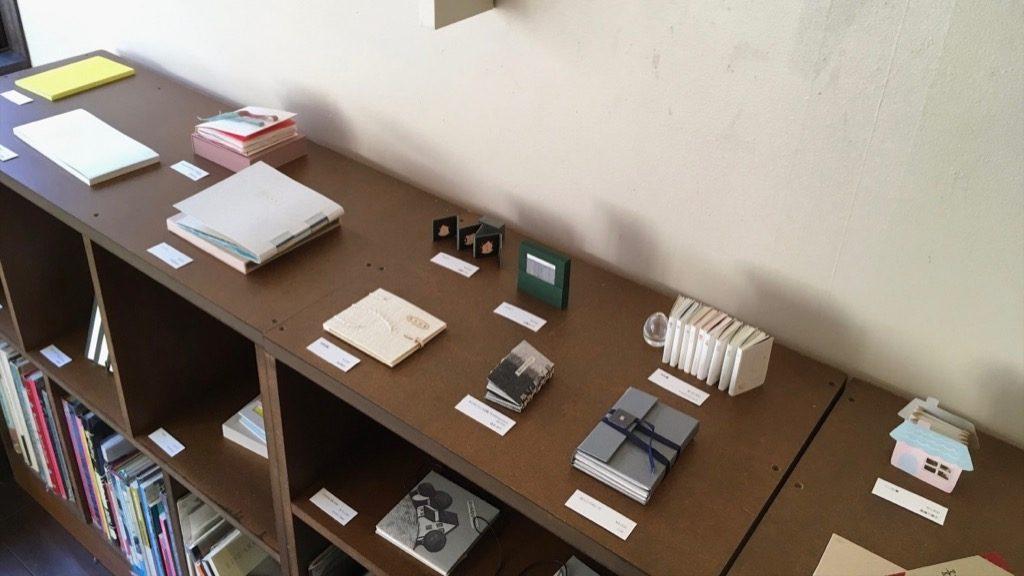 2019年Book+の展示模様