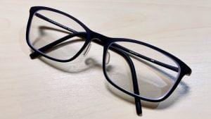 JINSのAIr Frameメガネ