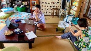 古民家でブログカフェを開催し、また一人のブロガーが誕生し、また一つブログの悩みを解決できた1日【素...