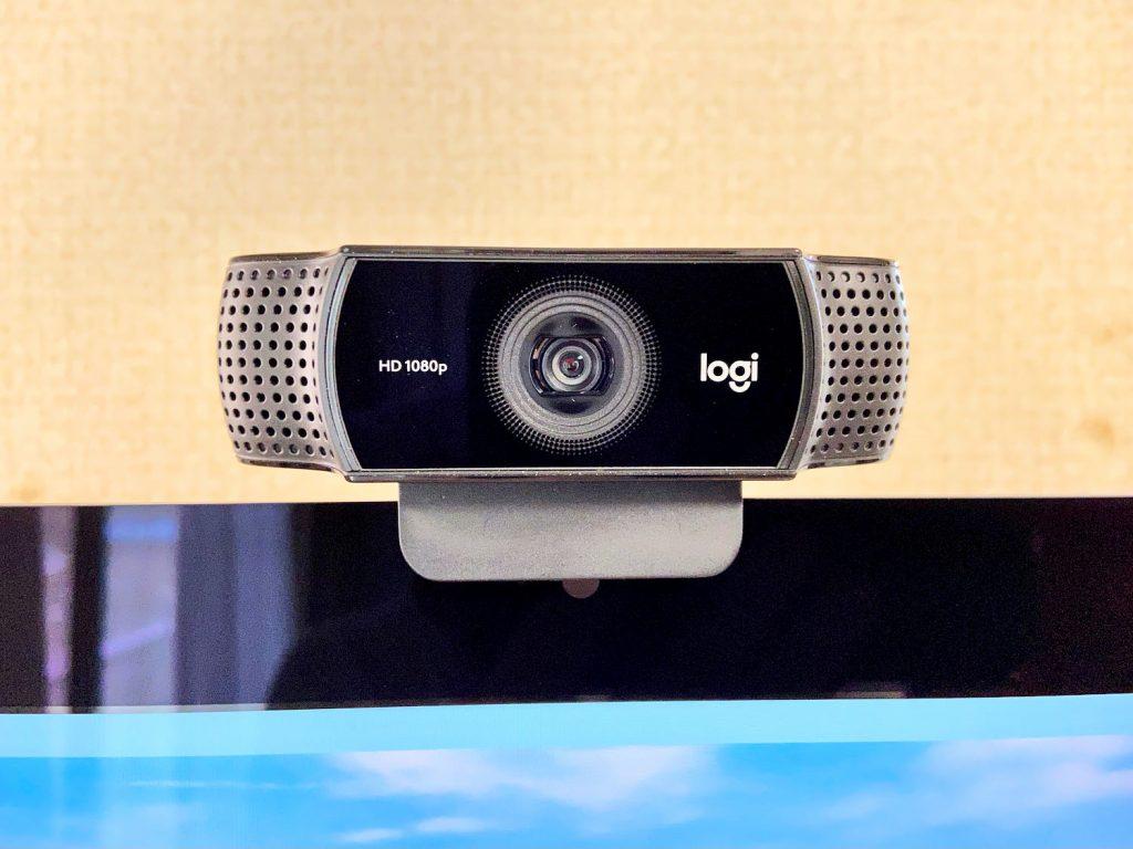 ロジクール「C922n PRO HD STREAM WEBCAM」